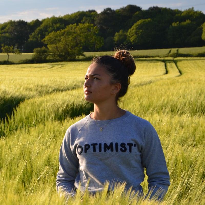 Optimist-sweat-ecoresponsable